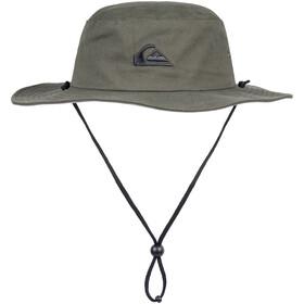 Quiksilver Bushmaster Cappello Uomo, verde oliva
